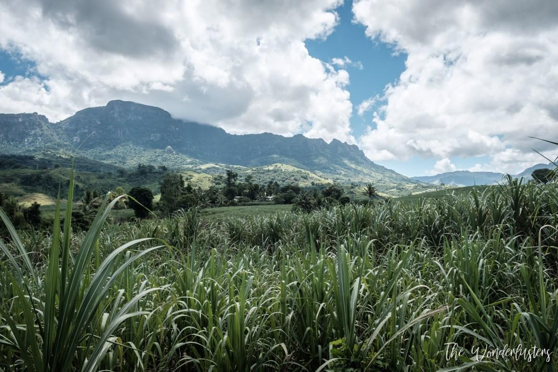 Mountains of Fiji