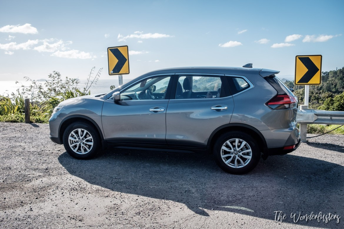 Nissan X-Trail for the North Island