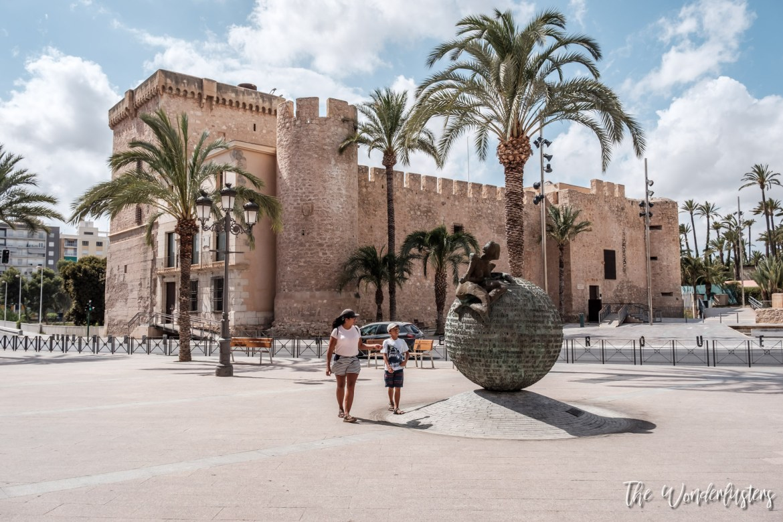 Palacio de Altamira, Elche