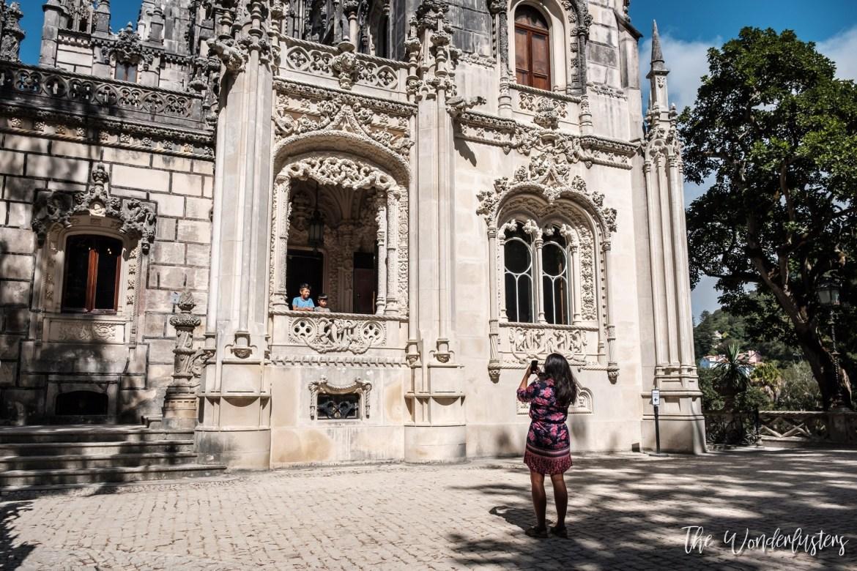 Quinta da Regaleira Palace