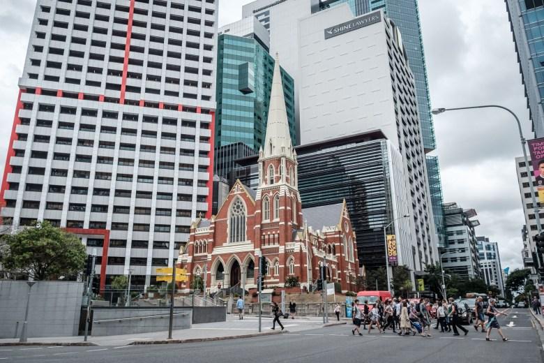 Australia Brisbane 24