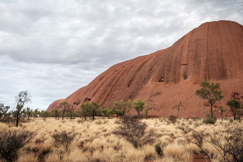 Australia Uluru 30
