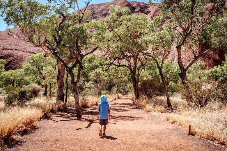 Australia Uluru 58