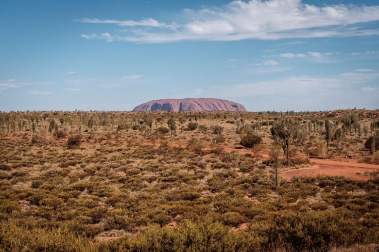 Australia Uluru 64