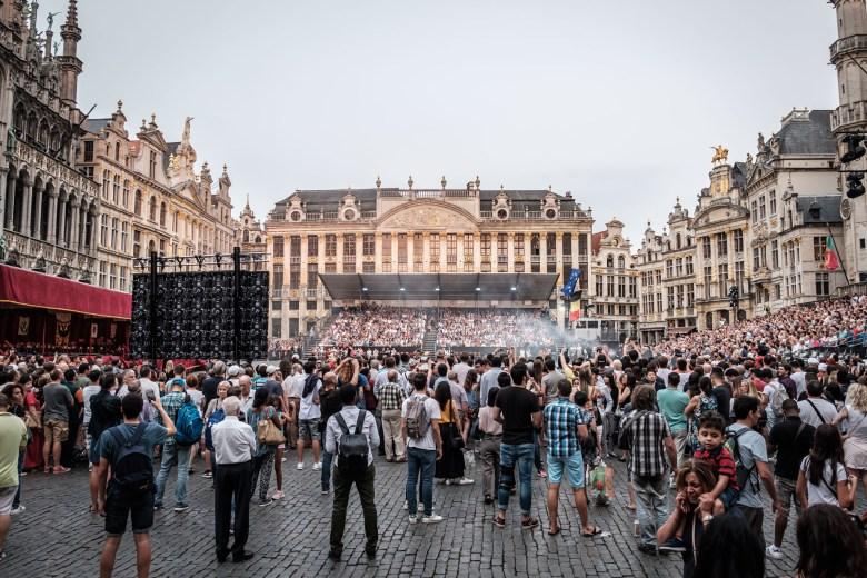 Belgium Brussels 22