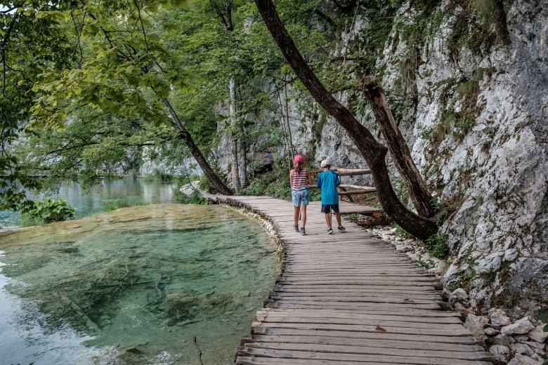 Croatia Plitvice Lakes 44