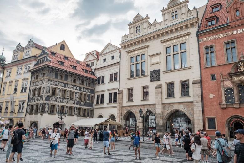 Czechia Prague 01