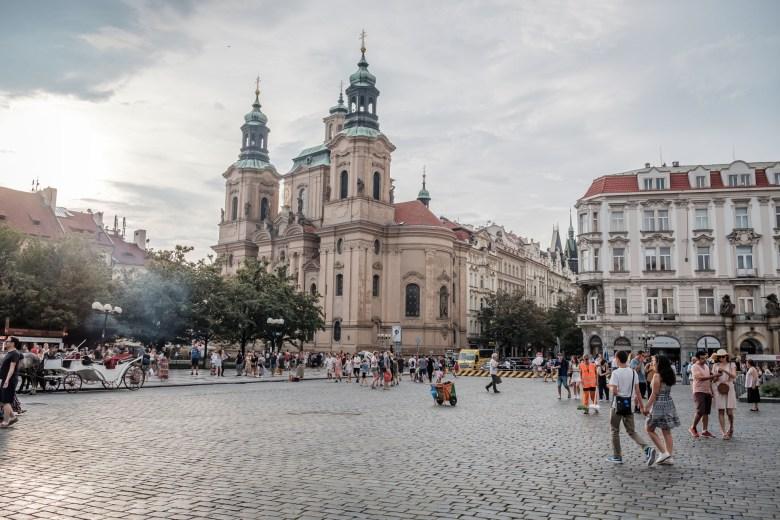 Czechia Prague 05