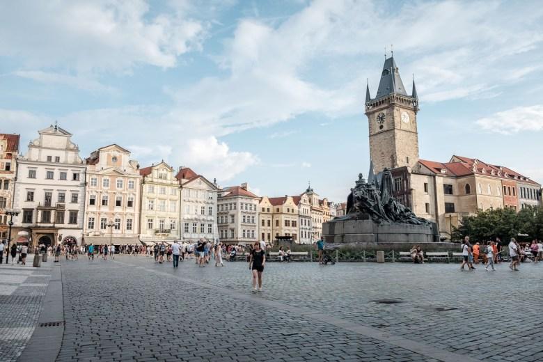 Czechia Prague 08