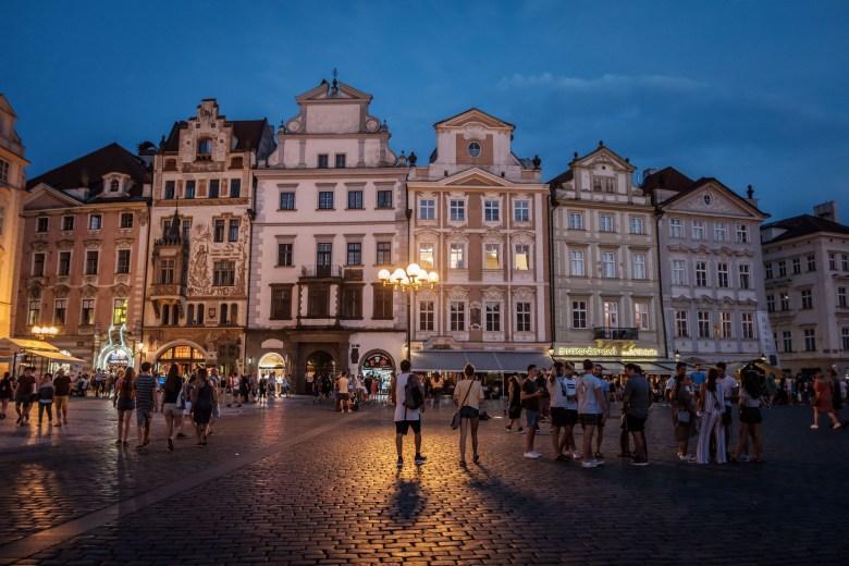Czechia Prague 13
