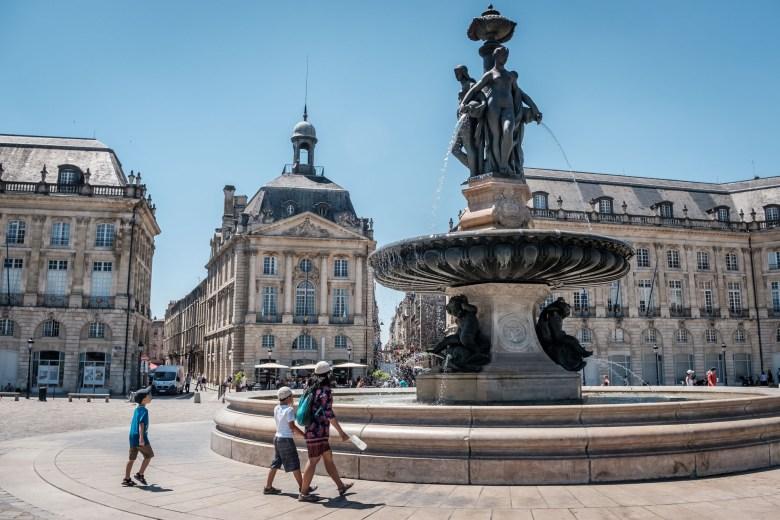 France Bordeaux 18