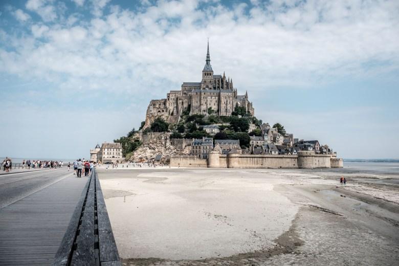 France Mont Saint Michel 06