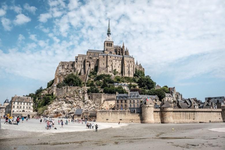 France Mont Saint Michel 07
