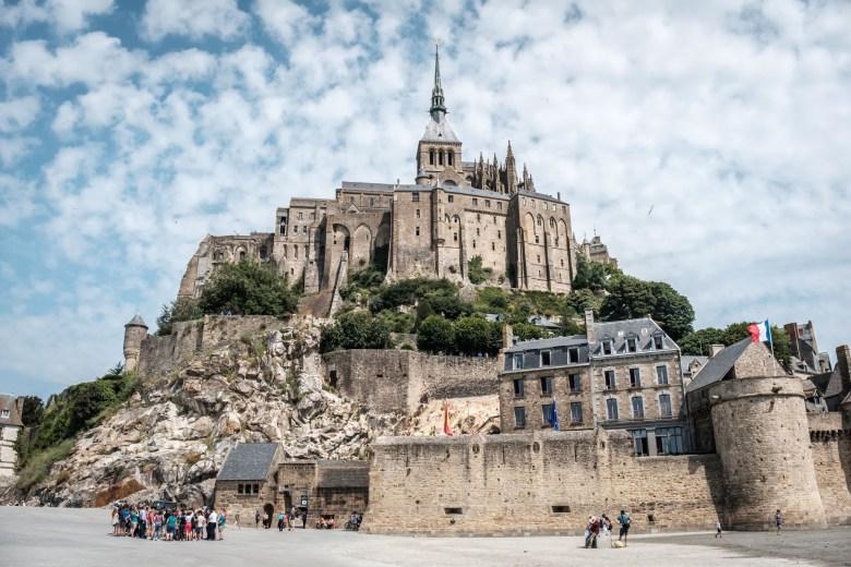 France Mont Saint Michel 08
