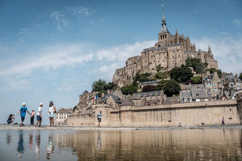 France Mont Saint Michel 12