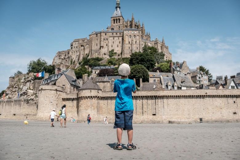 France Mont Saint Michel 16