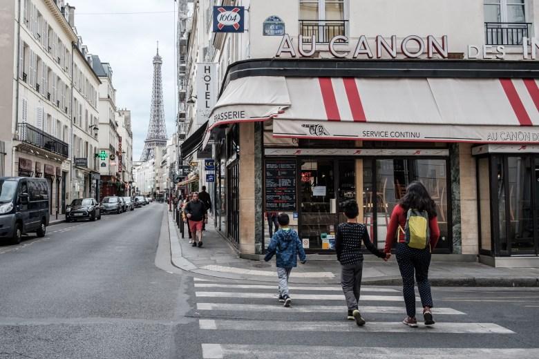 France Paris 18