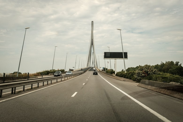 France Pont Normandie 1