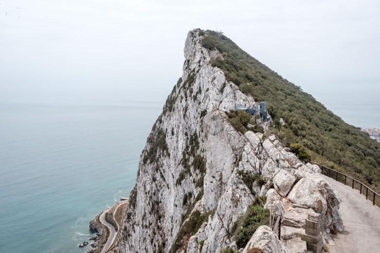 Gibraltar Rock 18