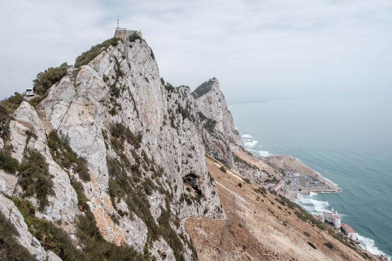 Gibraltar Rock 24
