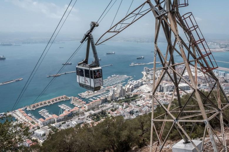 Gibraltar Rock 40