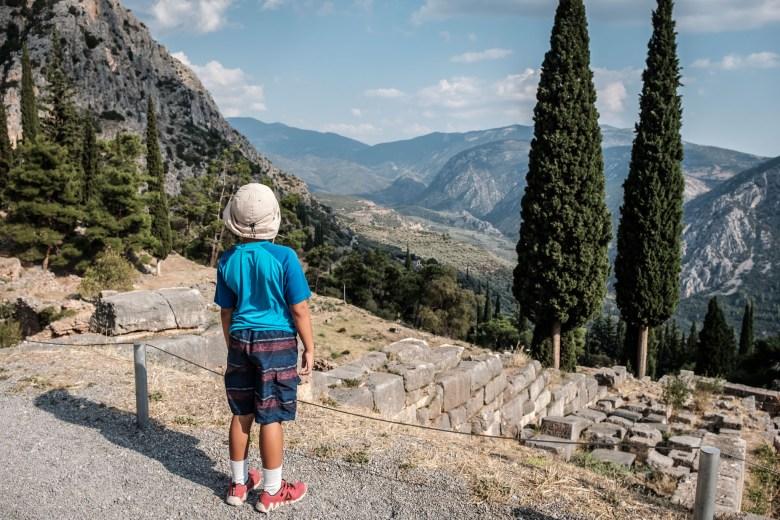 Greece Delphi 13