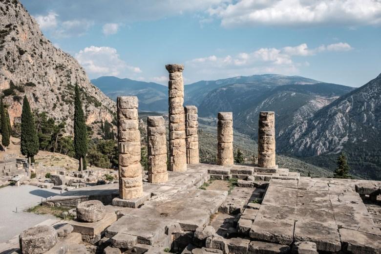 Greece Delphi 18