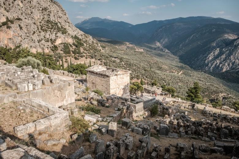 Greece Delphi 28