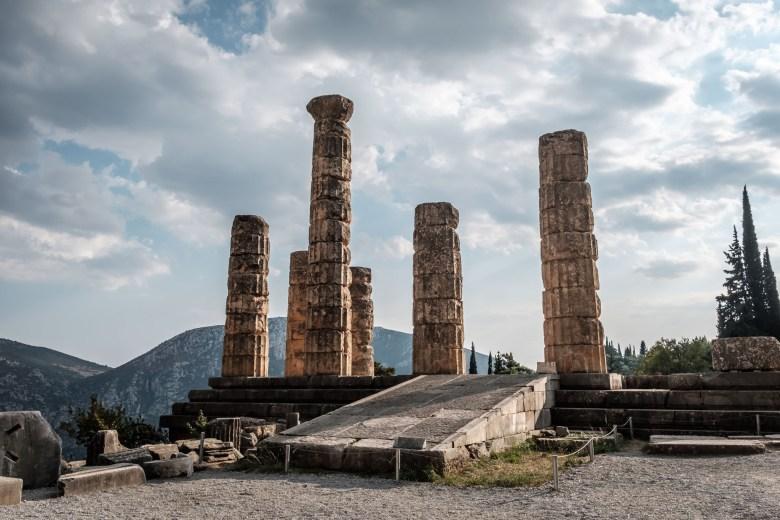 Greece Delphi 29