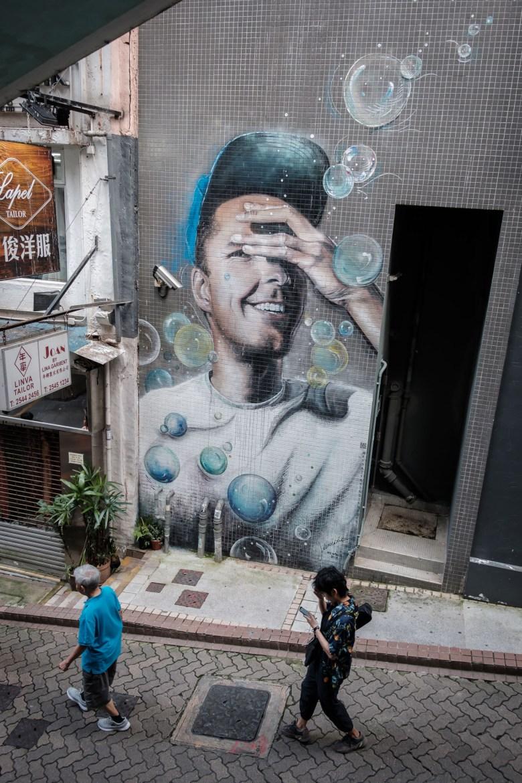 Hong Kong HK Island 50
