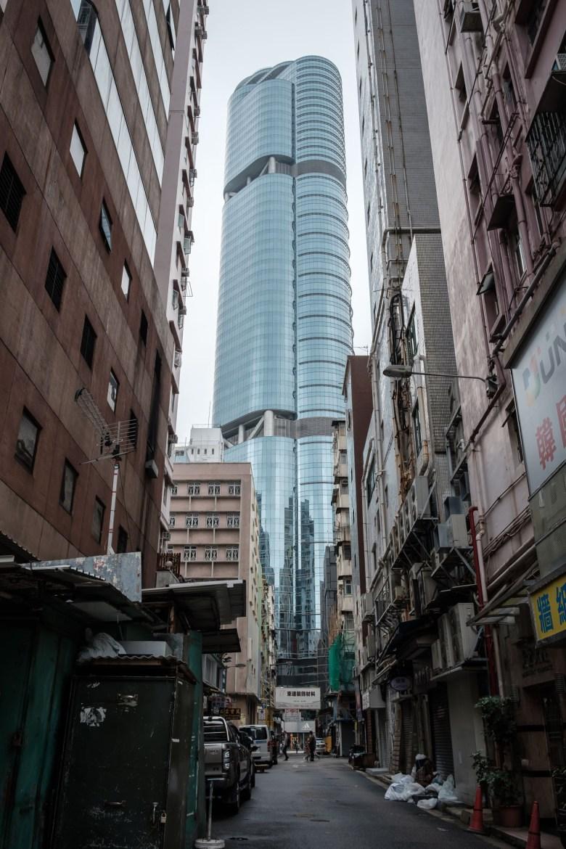 Hong Kong HK Island 66