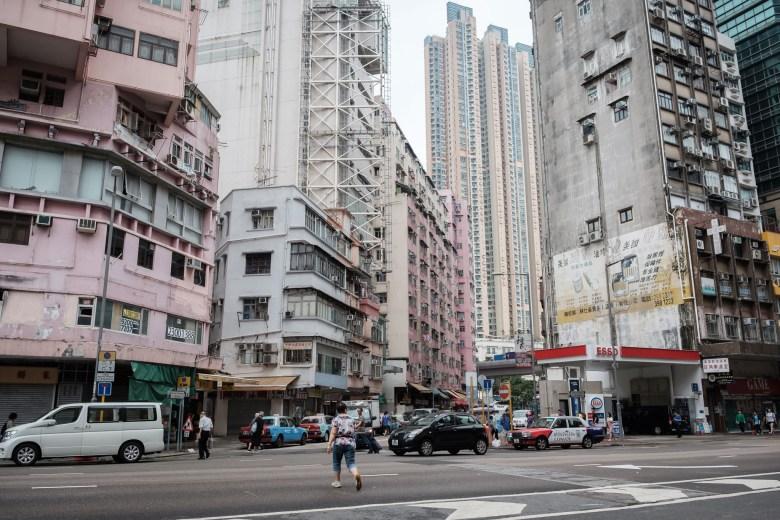 Hong Kong HK Island 68