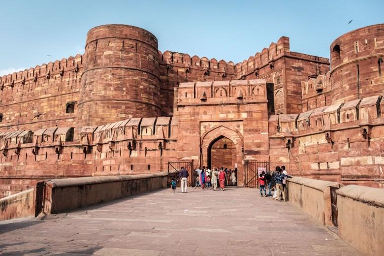 India Agra 23
