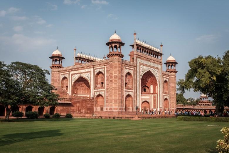 India Agra 25