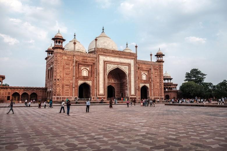India Agra 44