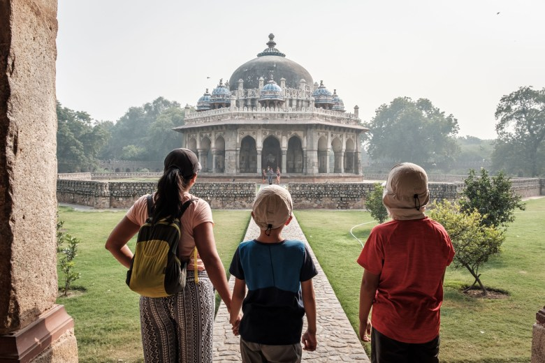 India Delhi 27