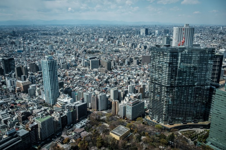 Japan Tokyo 100