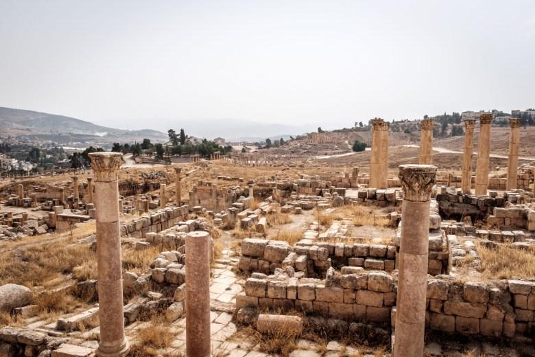 Jordan Jerash 10