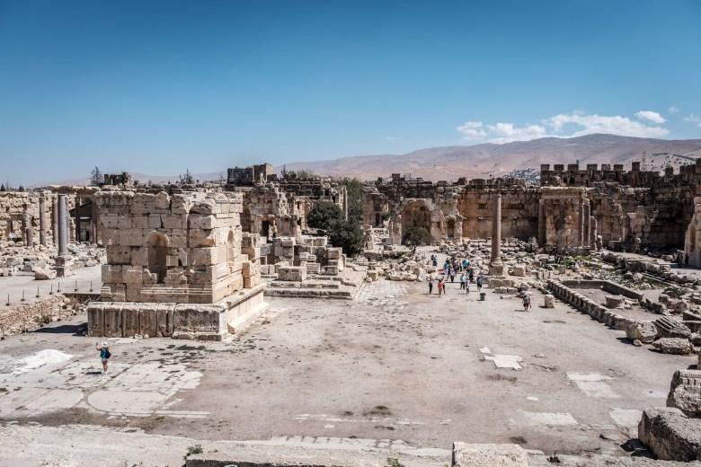Lebanon Baalbek 13