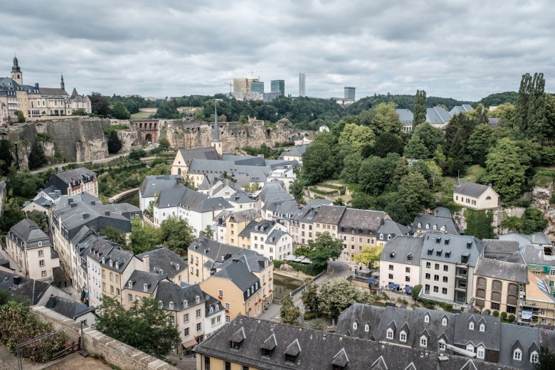 Luxembourg City 01
