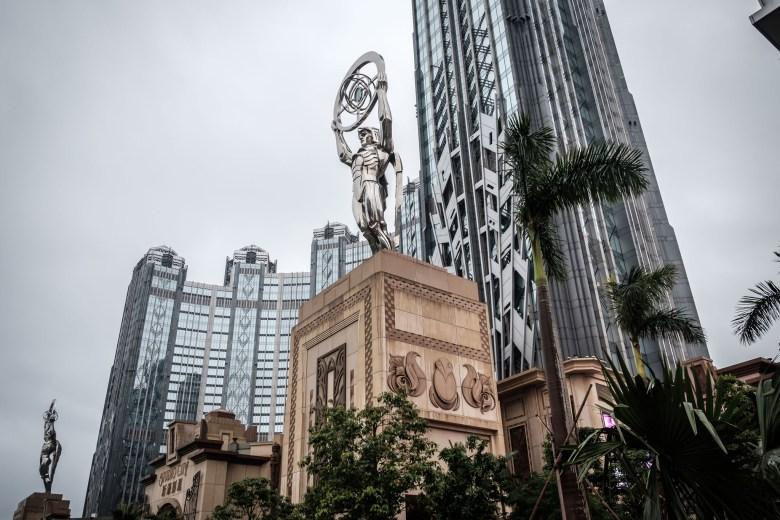 Macau Taipa 50