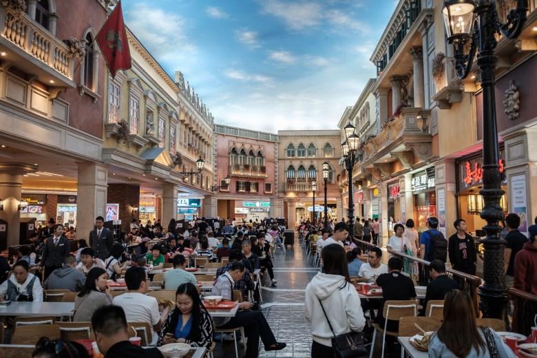 Macau Taipa 85