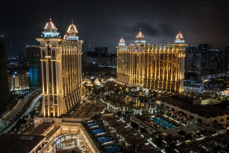 Macau Taipa 94