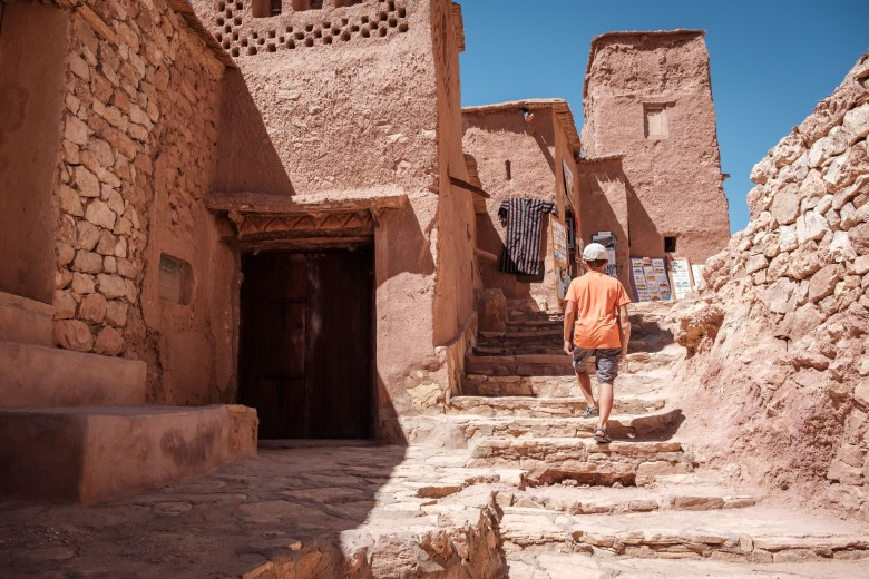 Morocco Ait Ben Haddou 13