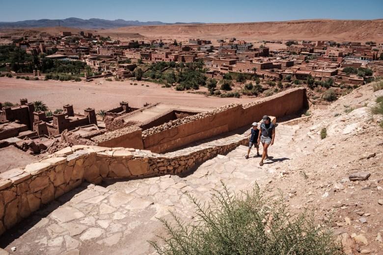 Morocco Ait Ben Haddou 15