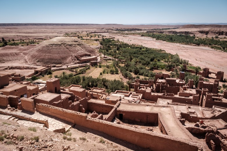 Morocco Ait Ben Haddou 18