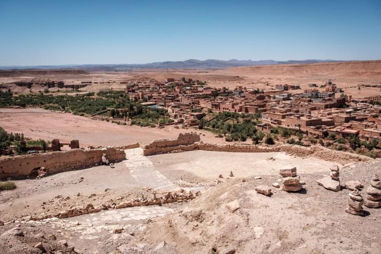 Morocco Ait Ben Haddou 21