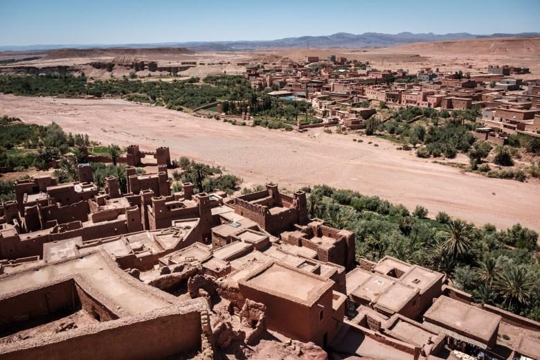 Morocco Ait Ben Haddou 25