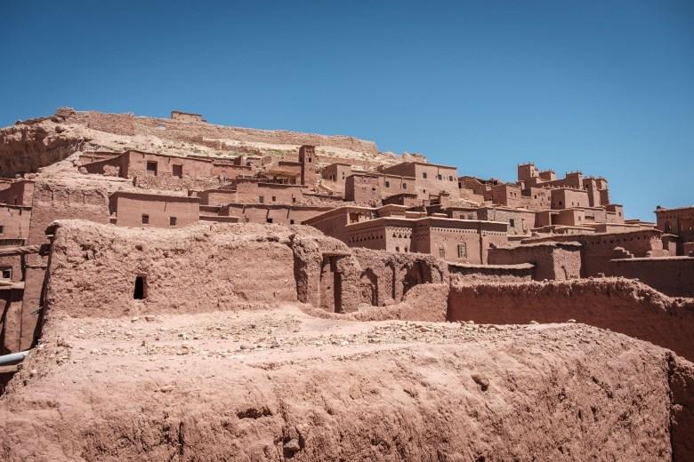 Morocco Ait Ben Haddou 27