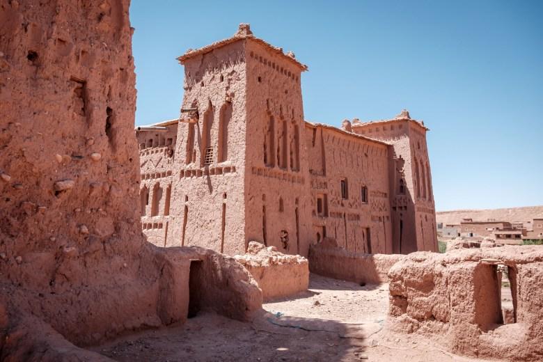 Morocco Ait Ben Haddou 29